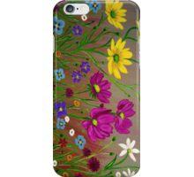 Spring Wild Flowers  iPhone Case/Skin