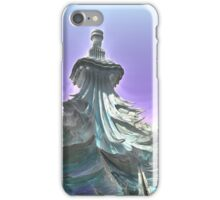 Ice Dragons Keep iPhone Case/Skin