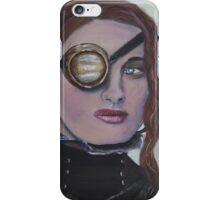 Steampunk Vixen iPhone Case/Skin