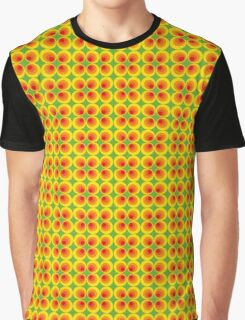 Seventies background Graphic T-Shirt
