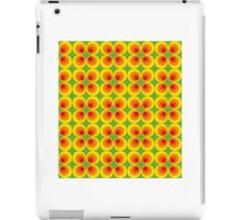 Seventies background iPad Case/Skin
