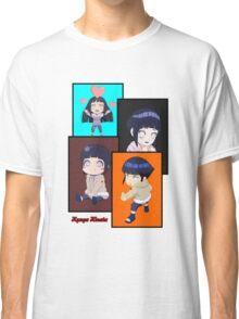 hyuga hinata chibi Classic T-Shirt