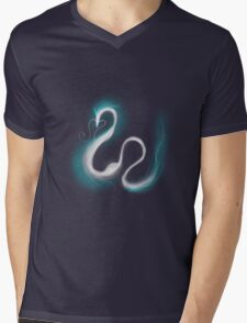 Starlight Haku Mens V-Neck T-Shirt