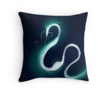 Starlight Haku Throw Pillow