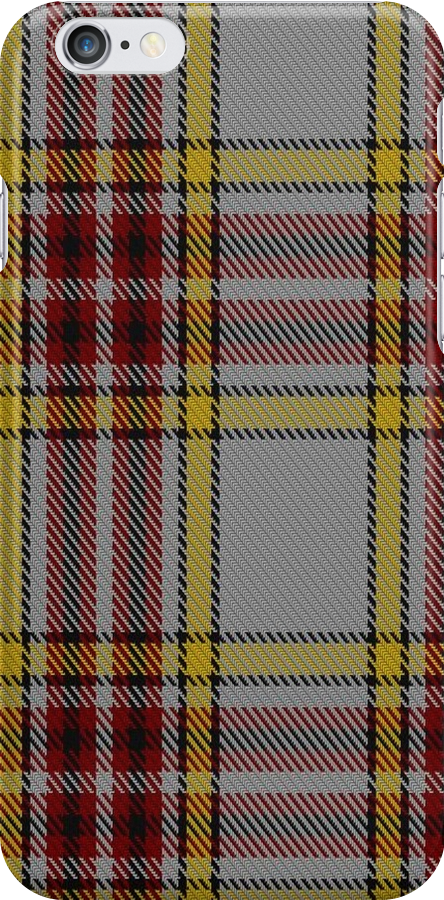 00720 Anthony Plaid Ecru Tartan  by Detnecs2013
