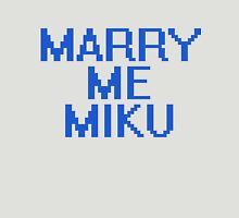 Marry me Miku Unisex T-Shirt