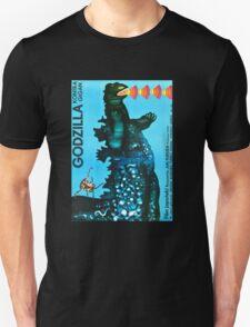 Go Go Godzilla!! T-Shirt