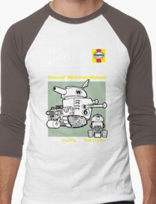 Haynes Manual - Army Surplus special - T-shirt Men's Baseball ¾ T-Shirt