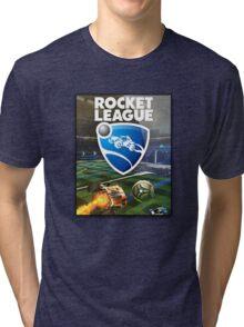 Rocket League Tri-blend T-Shirt