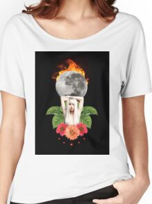 ON FIRE Women's Relaxed Fit T-Shirt