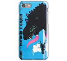 The Sea Monster iPhone Case/Skin