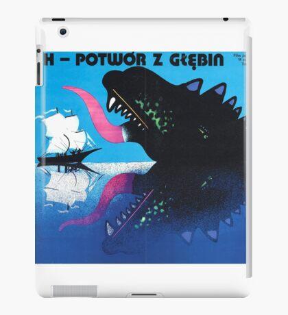 The Sea Monster iPad Case/Skin