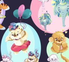 Circus Circus Circus Sticker