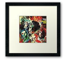 Boogie With Canned Heat Framed Print