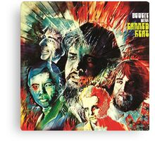 Boogie With Canned Heat Canvas Print