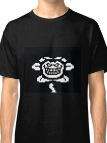 Undertale Flowey Evil Homicide Classic T-Shirt