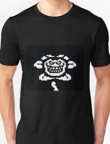 Undertale Flowey Evil Homicide Unisex T-Shirt