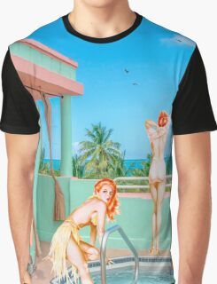 MIAMI BEACH  Graphic T-Shirt