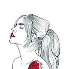 Tattoo Girl by Adam Regester
