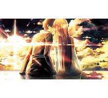 Sword Art Online Photographic Print