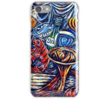 Surreal graffiti iPhone Case/Skin