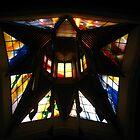 Lantern Star, Sheffield Cathedral by wiggyofipswich