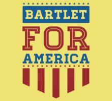 Bartlet Baby Tee