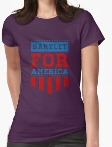 Bartlet Womens Fitted T-Shirt