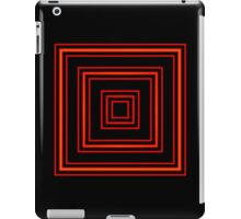 Retro Squared iPad Case/Skin