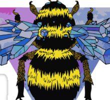 Crystal Queen Bee Sticker