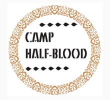 Camp Half blood One Piece - Short Sleeve