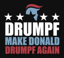 Donald Drumpf Kids Tee