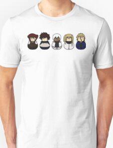Kekkai Sensen Babushka's  T-Shirt