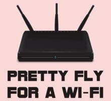Pretty Fly WiFi Baby Tee
