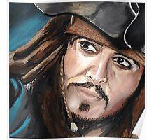 Capitan Jack Sparrow Poster