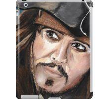 Capitan Jack Sparrow iPad Case/Skin