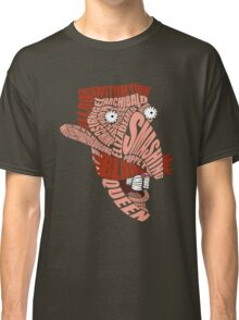 Nigel Thornberry Typography Classic T-Shirt