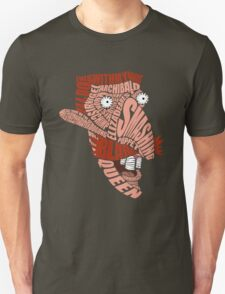 Nigel Thornberry Typography Unisex T-Shirt