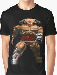 Doom Cyberdemon Graphic T-Shirt