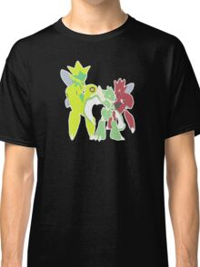 Scyther Evolution Line Classic T-Shirt