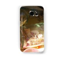 Bottled Beach Samsung Galaxy Case/Skin