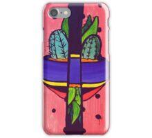 World of Cacti iPhone Case/Skin