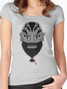 Grog - Critical Role Goliath Barbarian Women's Fitted Scoop T-Shirt