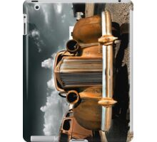 Abandoned 1940 Packard 120 iPad Case/Skin