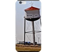 Route 66 Leaning Tower iPhone Case/Skin