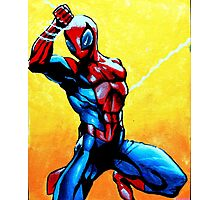 Spider-Man Photographic Print