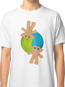 Yin-Yang Trolls Classic T-Shirt