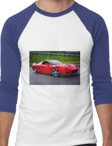 1994 Acura NSX R Men's Baseball ¾ T-Shirt