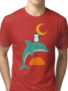 Cherish Time Tri-blend T-Shirt