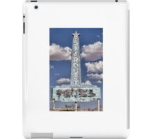 Stardust Motel Sign iPad Case/Skin